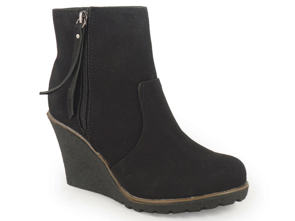 Shop eBay for great deals on Black Wedge Boots for Women. You'll find new or used products in Black Wedge Boots for Women on eBay. Free shipping on selected items.